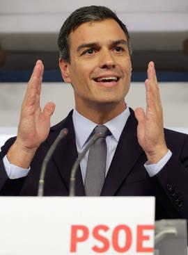 Sánchez apuesta por Iceta para liderar un 'gobierno transversal'