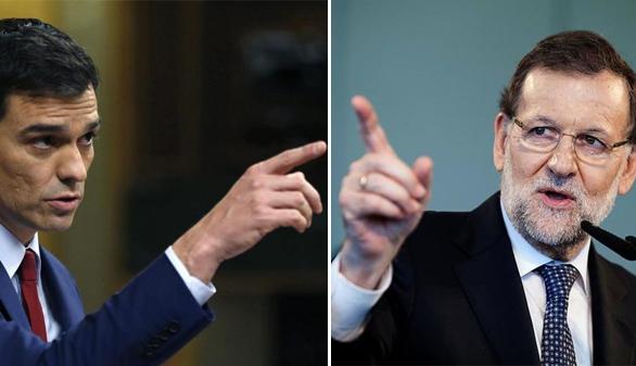 El PSOE denuncia a Rajoy por el vídeo grabado en La Moncloa