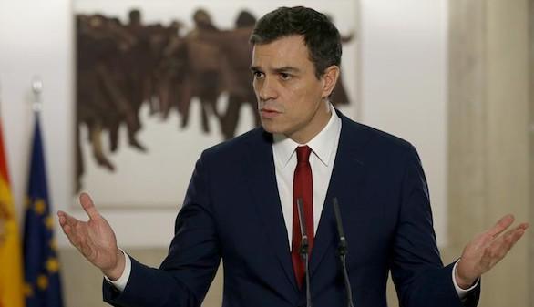 Sánchez promete derogar la reforma laboral aunque no consta en el pacto