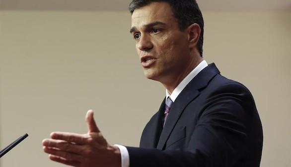 Sánchez pedirá a Rajoy