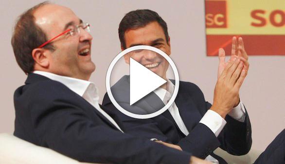 El PSOE de Sánchez contempla una quita de la deuda pública catalana