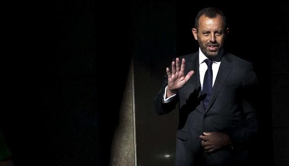 'La familia de Sandro Rosell vive de la caridad'
