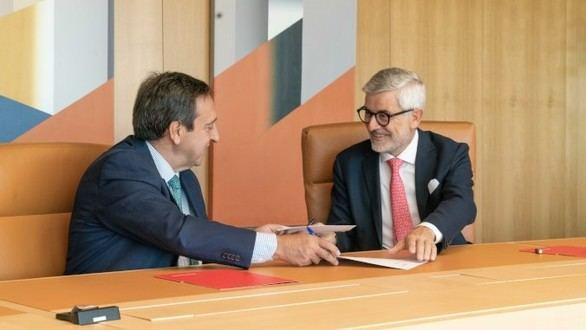 Santander y Asaja renuevan su acuerdo de colaboración para apoyar a agricultores y ganaderos