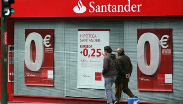 Santander, elegido 'Mejor Banco Privado' en Chile y Portugal