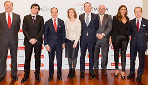 Atresmedia y Banco Santander se unen para fomentar el accceso de estudiantes al mundo laboral