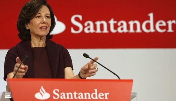 El Banco Santander aprueba los test de estrés de la Fed