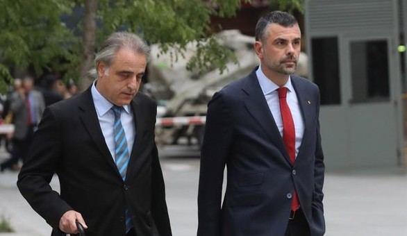 Santi Vila sale de prisión tras pagar la fianza de 50.000 euros