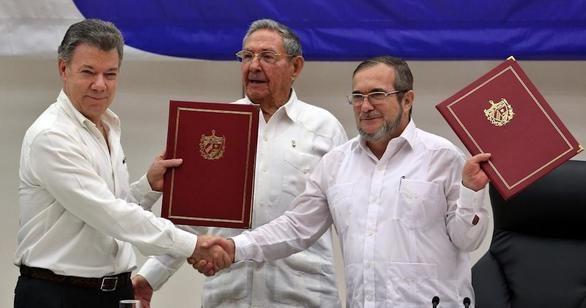 Las FARC se transforman en partido político