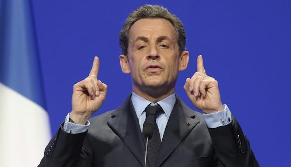 Siete de cada diez franceses no quieren a Sarkozy de candidato