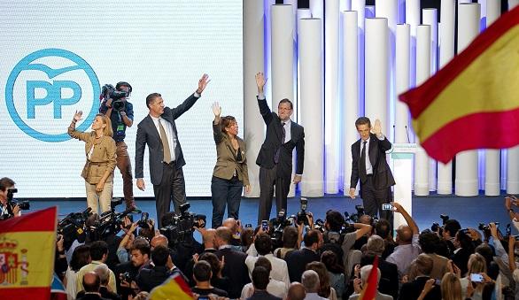 Sarkozy apoya al PP el 27S:
