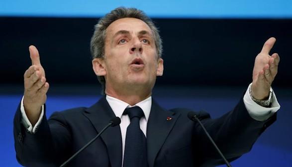 Sarkozy: 'Volveremos aquí con un presidente que se llamará Rajoy'