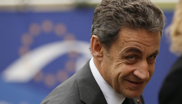 Sarkozy oficializa su candidatura a las presidenciales en 2017