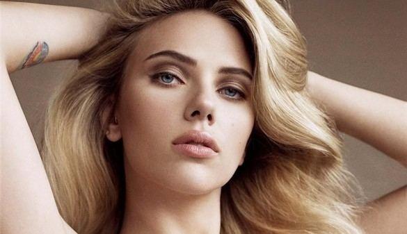 Filtradas nuevas fotos de Scarlett Johansson desnuda
