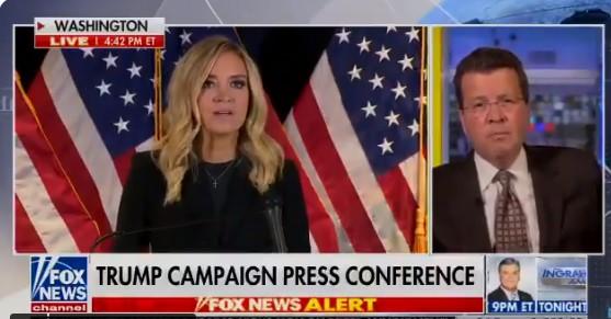 Fox News corta a la secretaria de Prensa de Trump: