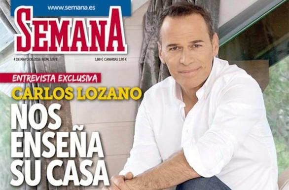 Carlos Lozano, de entrevista en entrevista
