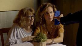 Escena del primer capítulo de la segunda temporada de 'Señoras del (h)AMPA'.