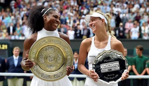 Wimbledon. Serena iguala a Steffi Graf tras recuperar su corona