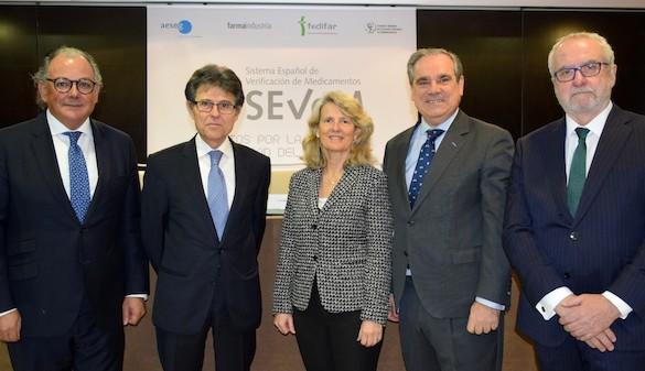 El sistema antifalsificación de medicamentos conectado a Europa ya es una realidad en España