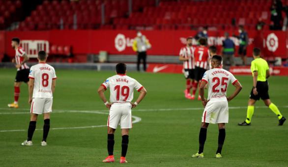 El Athletic congela las ilusiones ligueras del Sevilla |0-1