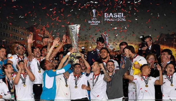 España domina el fútbol europeo