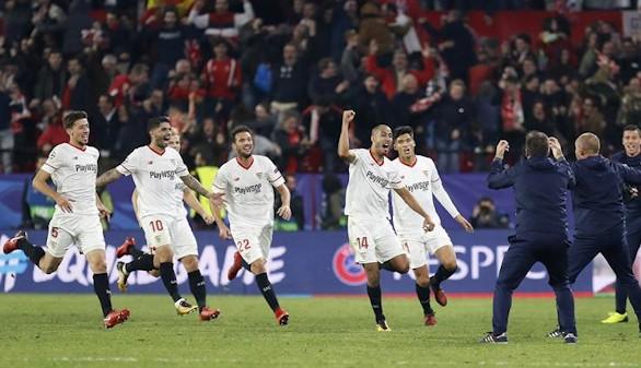 El Sevilla se sobrepone a sus errores con una remontada de bandera |3-3