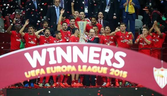 El Sevilla alcanza la gloria europea con su cuarta Europa League
