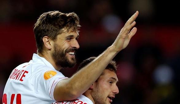 El Sevilla deja virtualmente resuelta la eliminatoria ante débil Molde   3-0
