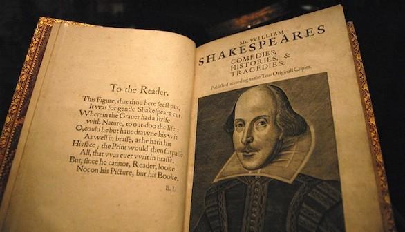 Reino Unido celebra también la muerte de William Shakespeare