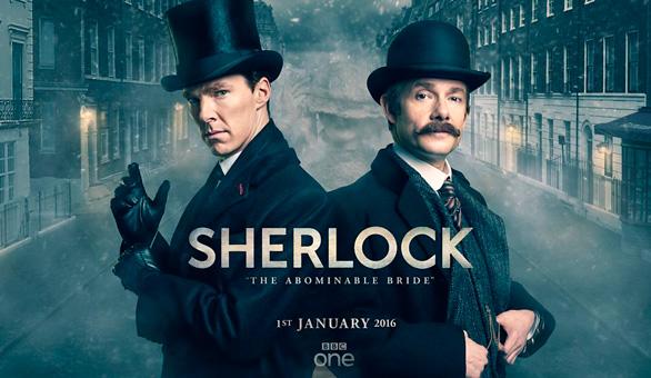 Sherlock vuelve el 1 de enero con el especial The abominable bride