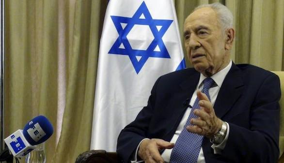 Simon Peres, en estado grave tras sufrir una hemorragia cerebral