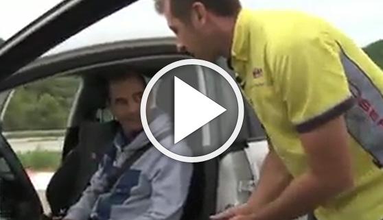 Vídeos virales. Simples trucos que evitan accidentes al volante