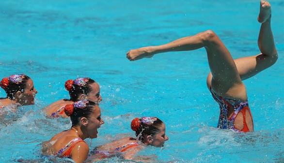 El equipo español de sincronizada no estará en los Juegos Río