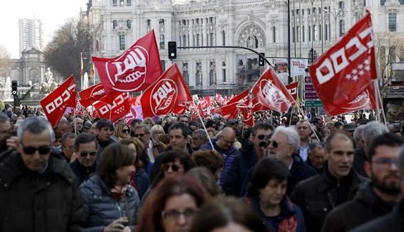 Fracaso de los sindicatos en sus movilizaciones contra el Gobierno