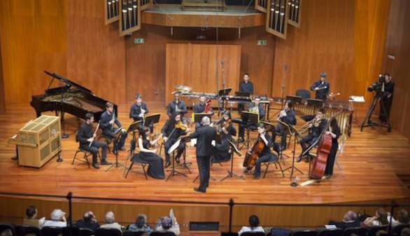 La Escuela de Música Reina Sofía presenta la gira 2017 de su Sinfonietta