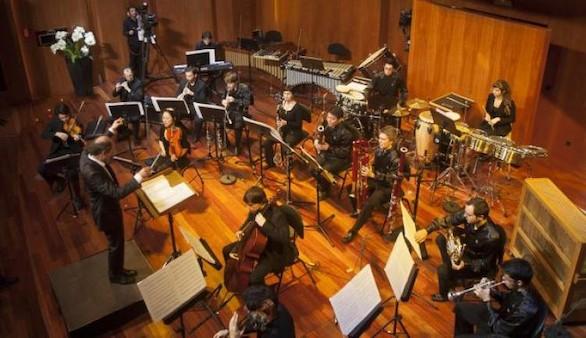 Comienza la gira de la Sinfonietta de la Escuela de Música Reina Sofía