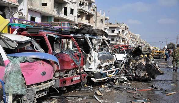 La oposición denuncia que Al Asad ha violado el alto el fuego