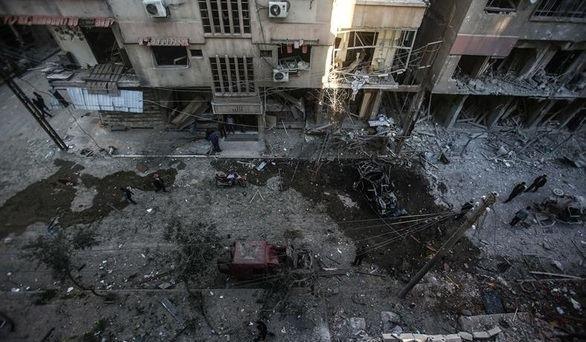 EEUU mata por error a 18 milicianos sirios que combatían a Daesh