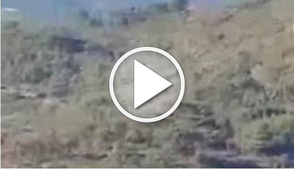 Los rebeldes sirios destruyen un helicóptero ruso cerca de Latakia