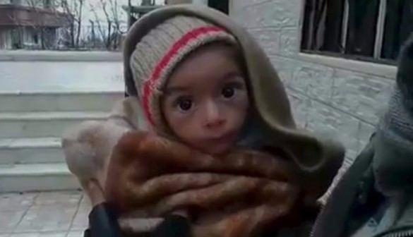 Al menos 300 personas son evacuadas de la localidad siria de Madaya