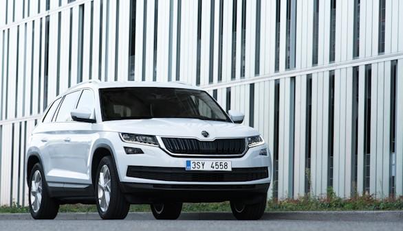 Škoda presentará el nuevo Kodiaq en el Salón del Automóvil de París