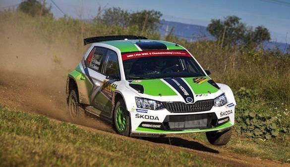 Škoda Motorsport consigue nuevo doblete en el Rally de España
