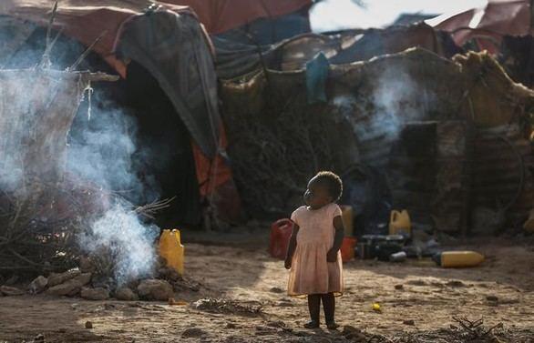 Más de 400 muertos en Somalia por la sequía y el cólera