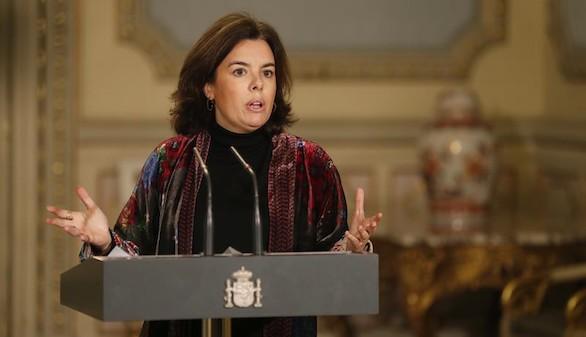 Santamaría: la vida no se paraliza por los procesos a sus gobernantes