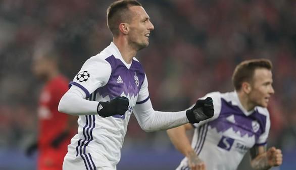 El Spartak pincha ante el Maribor y alivia el futuro del Sevilla |1-1