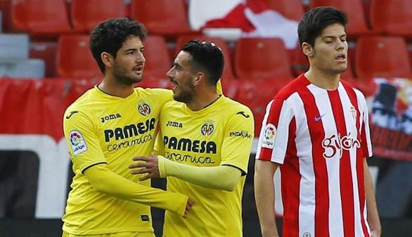 El Villarreal aprieta la tabla con el triunfo ante el Sporting |1-3