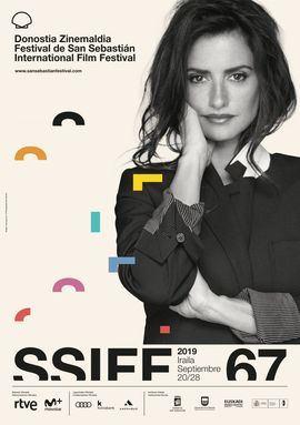 Penélope Cruz, Premio Donostia de la 67ª edición del Festival de San Sebastián