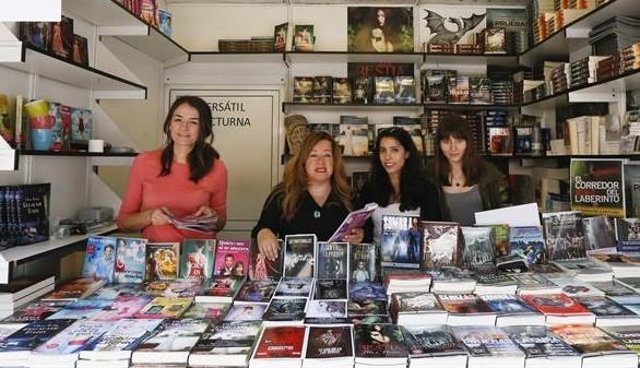 Éxito de la Feria del Libro: cierra con un aumento del 6,1 por ciento en ventas