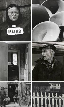 Fotografías de Paul Strand expuestas en la Fundación Mapfre.