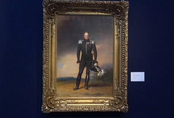 El cuadro que el zar Alejandro I de Rusia regaló a un embajador español se queda sin comprador