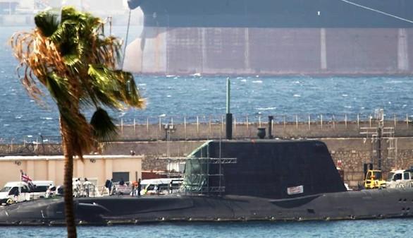 Reino Unido pide disculpas por el accidente del submarino nuclear